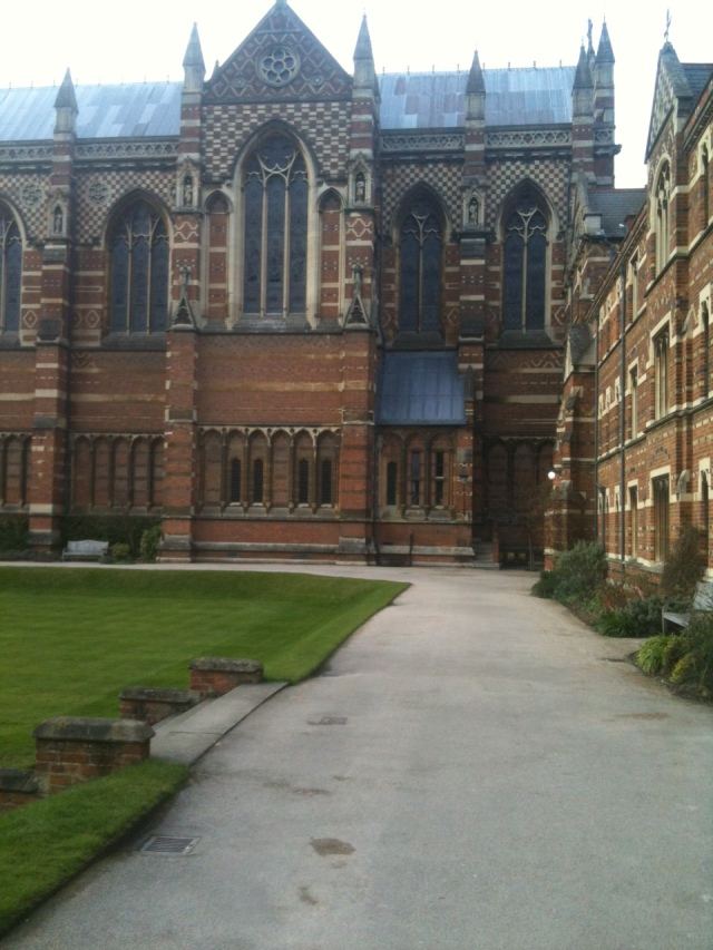 Image of Keble college